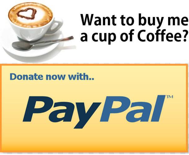 Buy Peter a Coffee